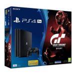 Porovnat ceny Sony PlayStation 4 PRO 1TB + Gran Turismo Sport + That's You + PS Plus 14 dní (PS719905967) čierna