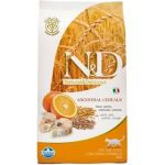 Porovnat ceny N&D Low Grain CAT Adult Codfish & Orange 1,5 kg