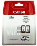 Porovnání ceny Canon PG-545/CL-546 Multi - originální (8287B005) černá/červená/modrá/žlutá