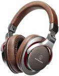 Porovnat ceny Audio-technica ATH-MSR7 (AU ATH-MSR7 GM) hnedá