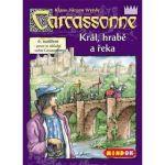 Porovnat ceny Mindok Carcassonne - rozšíření 6 (Král, hrabě a řeka)