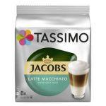 Porovnat ceny Tassimo Jacobs Krönung Latte Macchiato less sweet 236g