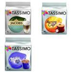 Porovnat ceny Tassimo Jacobs Krönung Latte Macchiato less sweet + Morning Café + Milka