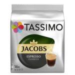 Porovnat ceny Tassimo Jacobs Krönung Espresso 118,4g