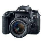 Porovnat ceny Canon EOS 77D + 18-55 IS STM (1892C017AA) čierny