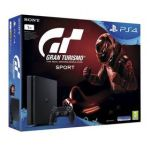 Porovnat ceny Sony PlayStation 4 SLIM 1TB + Gran Turismo Sport + That's You + PS Plus 14 dní (PS719907268) čierna