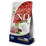 Porovnat ceny N&D Grain Free Quinoa CAT Digestion Lamb & Fennel 1,5 kg