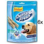Porovnat ceny FRISKIES Friskies Dental Fresh pes 6 x180g