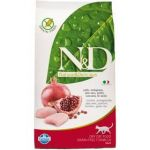 Porovnat ceny N&D Grain Free CAT Adult Chicken & Pomegranate 10 kg