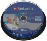 Porovnat ceny Verbatim BD-R 25GB, 6x, 10-cake (43804)