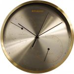 Porovnání ceny Time Life Nástěnné hodiny TL-178Z teploměr/vlhkomě