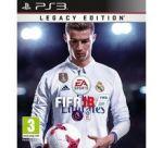 Porovnání ceny Electronic Arts FIFA 18 - Legacy Edition (PS3)