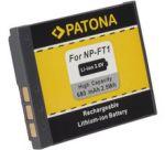 Porovnání ceny Patona baterie pro Sony NP-FT1 680mAh - PT1056