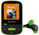 Porovnání ceny SanDisk Sansa Clip Sports 8GB, limetka - SDMX24-008G-G46L