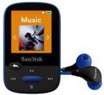 Porovnání ceny SanDisk Sansa Clip Sports 8GB, modrá - SDMX24-008G-G46B