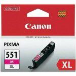 Porovnat ceny Canon CLI-551M XL purpurová (6445B001)