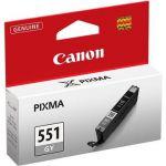 Porovnat ceny Canon CLI-551GY sivá (6512B001)