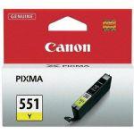 Porovnat ceny Canon CLI-551Y žltá (6511B001)
