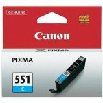 Porovnat ceny Canon CLI-551C modrá (6509B001)
