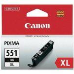 Porovnat ceny Canon CLI-551BK XL čierna (6443B001)