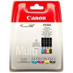 Porovnat ceny Canon CLI-551 Multipack (6509B009)