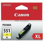 Porovnat ceny Canon CLI-551Y XL žltá (6446B001)