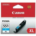 Porovnat ceny Canon CLI-551C XL modrá (6444B001)