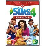 Porovnat ceny EA Games The Sims 4: Psi a Kočky (1027093)