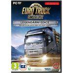 Porovnat ceny SCS SOFTWARE Euro Truck Simulator 2: Legendárna Edícia CZ (8592720122282) + ZDARMA Digitální předplatné LEVEL - Level269
