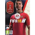 Porovnat ceny EA Games FIFA 18 (1034456) + ZDARMA Figurka - dárek k předobjednávce - Cristiano Ronaldo Herní doplněk Předobjednávkový bonus: 5 zlatých Jumbo balíčků / Cristiano Ronaldo na 5 zápasů / 8 spec. dresů