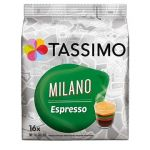 Porovnat ceny Jacobs Douwe Egberts TASSIMO MILANO ESPRESSO 96G (4041335)