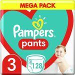Porovnat ceny PAMPERS Pants veľ. 3 Midi (120 ks) - Mega Box (4015400697527)