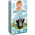 Porovnat ceny DOLLANO Baby Premium XL 50 ks (8594180970212)