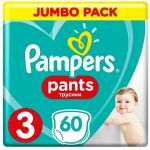 Porovnat ceny PAMPERS Jumbo Pack veľ. 3 Midi (60 ks) (4015400682882)