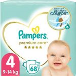 Porovnat ceny Pampers Premium Care Jumbo pack 4 Maxi 66 ks