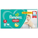 Porovnat ceny PAMPERS Pants Jumbo Pack 4 Maxi (52 ks) (4015400672869)