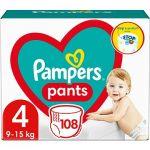 Porovnat ceny PAMPERS Pants veľ 4 Maxi (104 ks) - mesačná zásoba (4015400697534)