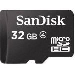 Porovnat ceny SanDisk Micro SDHC 32 GB Class 4 (SDSDQM-032G-B35)