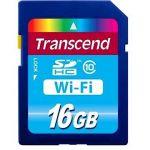 Porovnat ceny Transcend WiFi SDHC Card 16GB (TS16GWSDHC10)