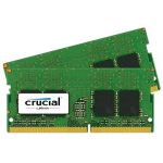 Porovnat ceny Crucial SO-DIMM 32 GB DDR4 2133 MHz CL15 Dual Ranked (CT2K16G4SFD8213)