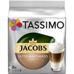 Porovnat ceny Jacobs Douwe Egberts TASSIMO Jacobs Krönung Latte Macchiato 264g (344100)