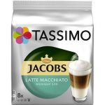 Porovnat ceny Jacobs Douwe Egberts TASSIMO Jacobs Krönung Latte Macchiato Less Sweet 236g (344194)
