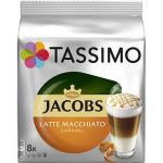 Porovnat ceny Jacobs Douwe Egberts TASSIMO Jacobs Krönung Latte Macchiato Caramel 268g (344101)