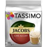 Porovnat ceny Jacobs Douwe Egberts TASSIMO Tassimo Jacobs Cafe Au Lait 184g (914234)