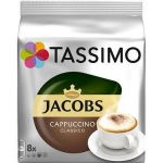 Porovnat ceny Jacobs Douwe Egberts TASSIMO Jacobs Krönung Cappuccino 264g (626455)