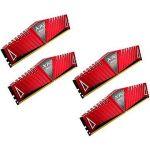 Porovnat ceny ADATA 16 GB KIT DDR4 2 400 MHz CL16 XPG Z1, červená (AX4U2400W4G16-QRZ)