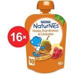 Porovnat ceny Nestlé NATURNES Hruška, malina, cereálie- 16x 90g (12301316)