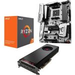 Porovnat ceny AMD RADEON VEGA BLACK PACK + AMD Ryzen 7 1700X + MSI X370 (Vega 64 Air with 1700X+MSI) + ZDARMA Hra pro PC Prey a Wolfenstein II: The New Colossus