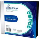 Porovnat ceny MediaRange DVD+R Double Layer 5 ks v SLIM škatuľke (MR465)