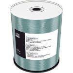 Porovnat ceny MediaRange CD-R Inkjet Fullsurface Printable 100ks CakeBox (MR203)